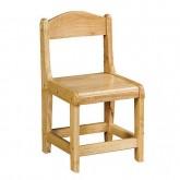원목의자- 유아용