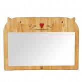 고양이거울(안전거울) -원목