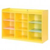 사물함 9인용(영아용)-Yellow