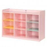 사물함 9인용(영아용)-Pink
