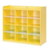사물함 12인용-Yellow